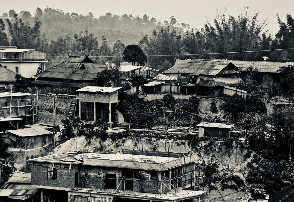 Lao Banzhang village