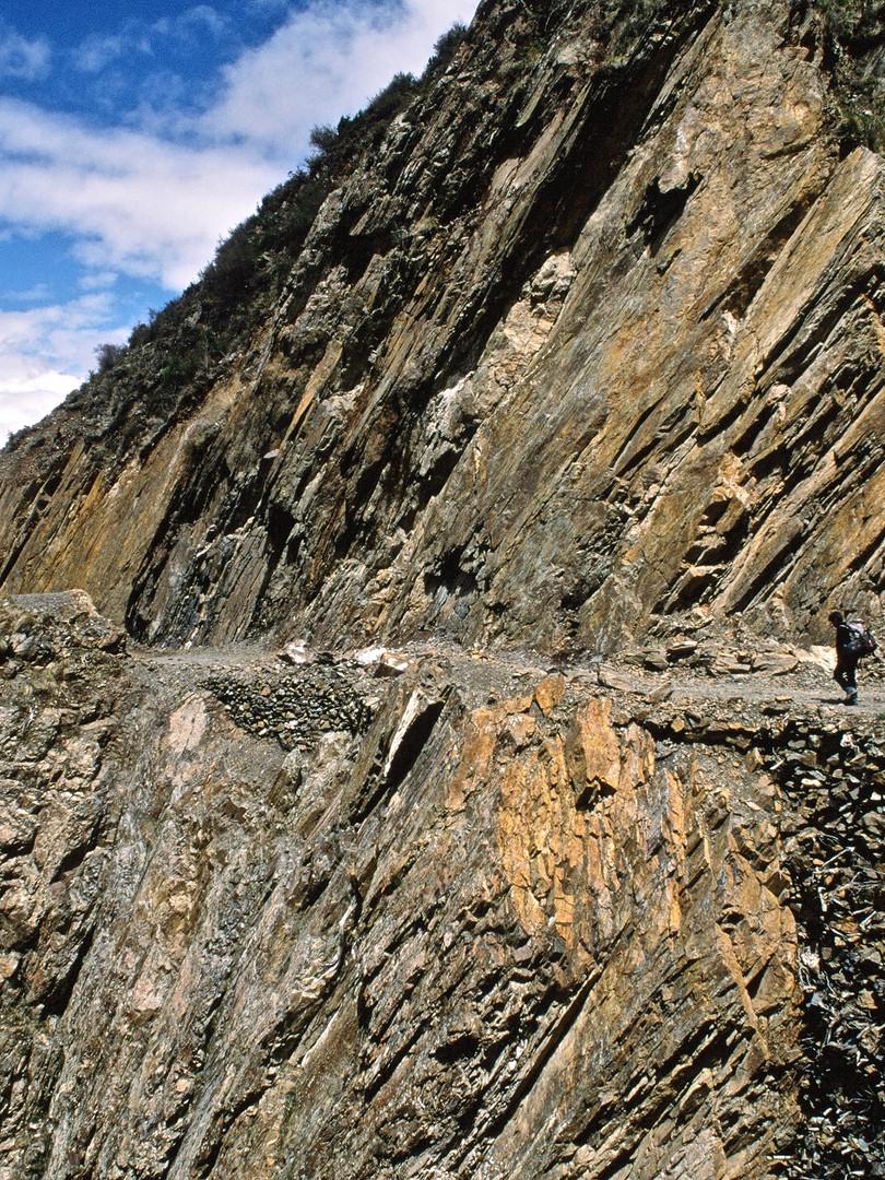 Eastern Gate Pass - Tea Horse Road - Tibet