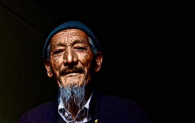The Nubra Story-teller - Nubra Valley, Ladakh