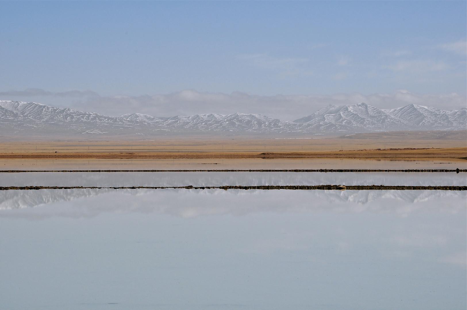 Salt Lake Heights - Qinghai