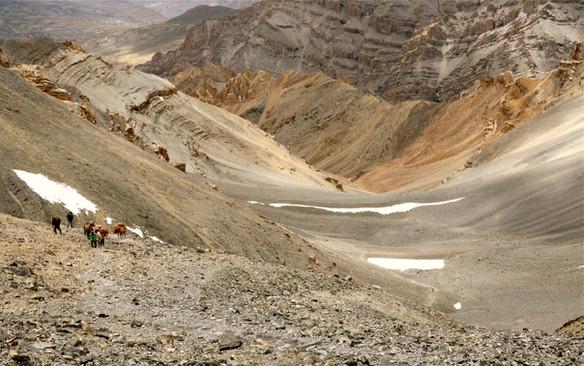 Hor'lam - Pashmina Route, Ladakh