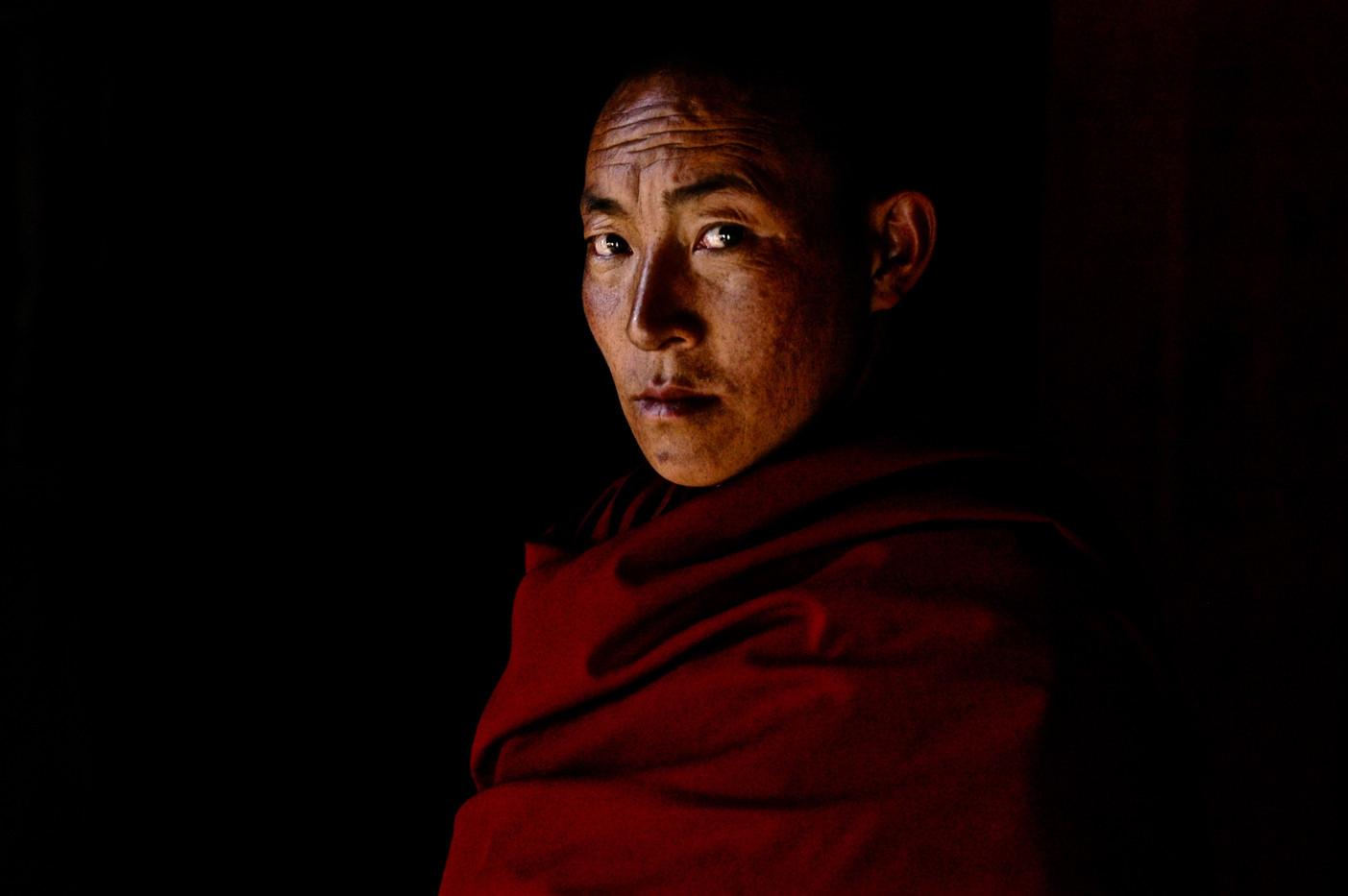 """""""It is That Way"""" - Monk in Dzogong, Tibet"""