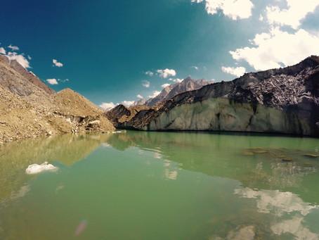 Glacier Melt – Nomad Streams