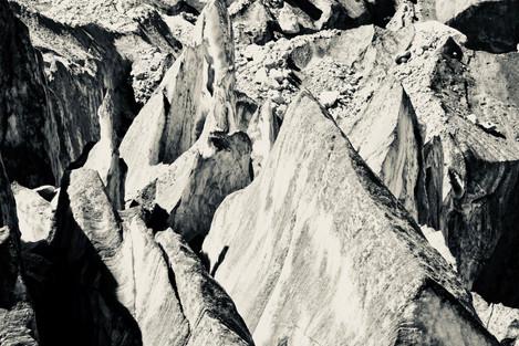 Gangotri Glacier Terminus, Gomukh - The Cow's Face