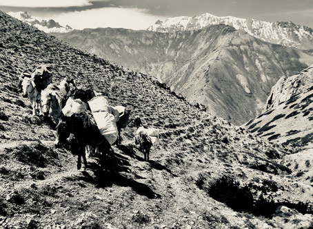 Mustang and its Eastern Route – Spring 2019 – Part 1 The Khampa Route