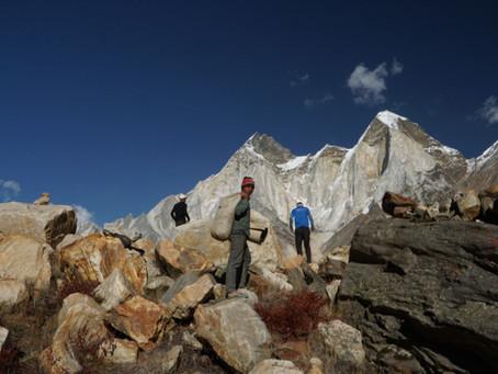 Glaciers' Breath ll – Gangotri Update lV – Nandanvan (Paradise)
