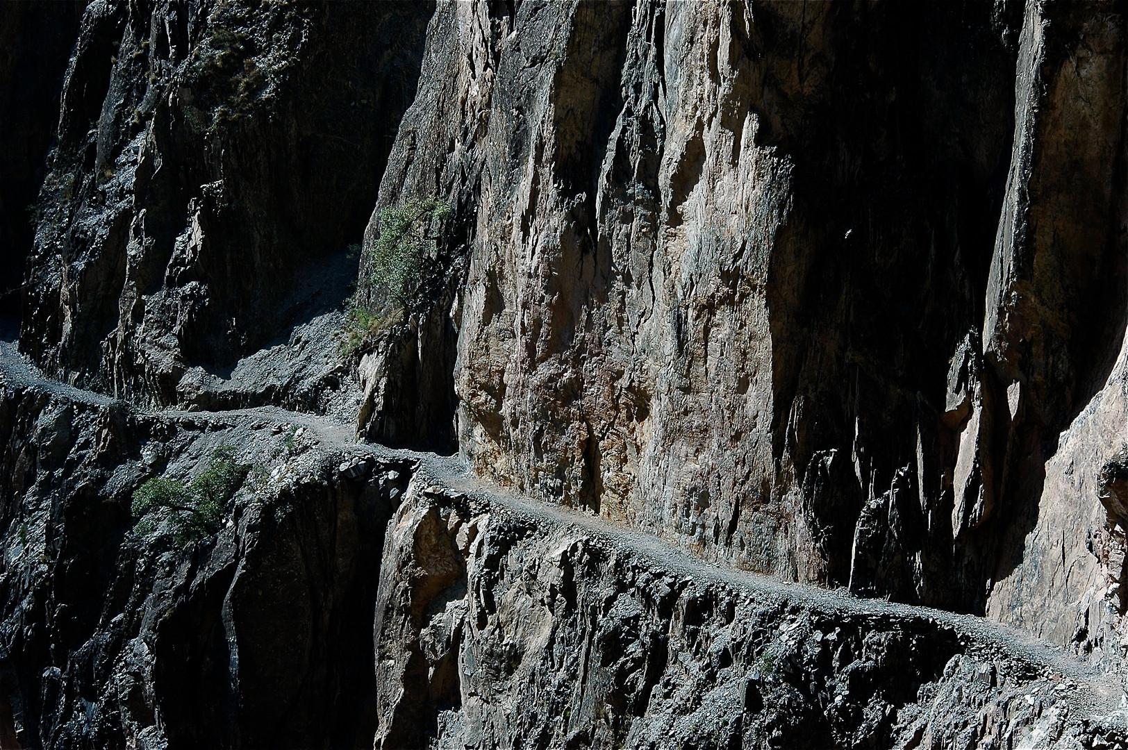 Tea Horse 'Road' - Yunnan