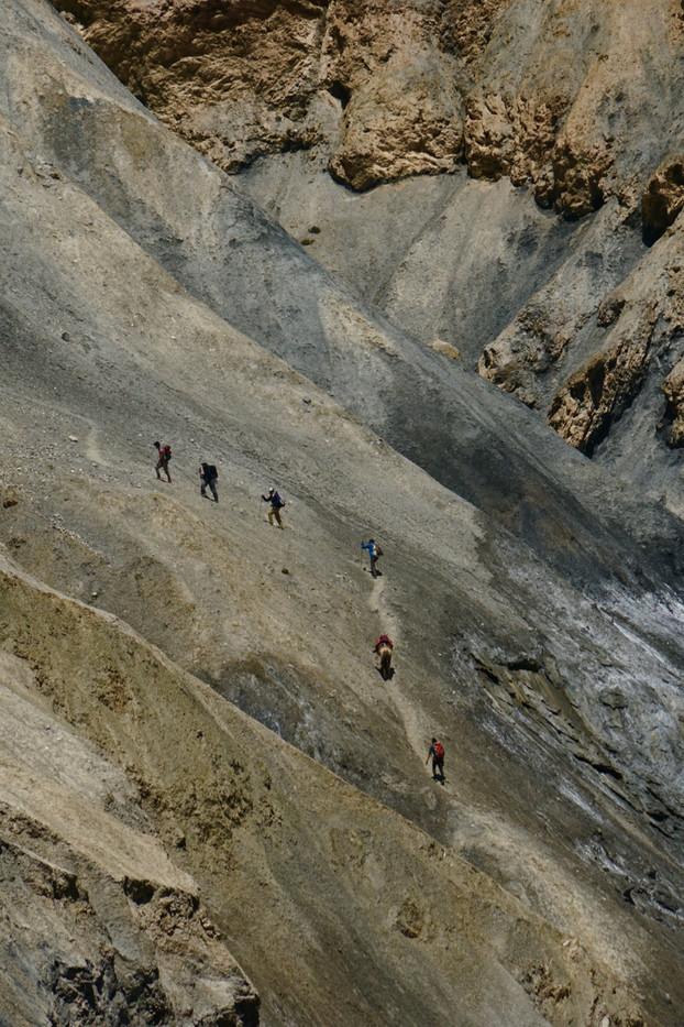 Khampa Route - Mustang Nepal