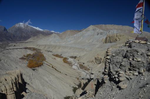 Journey North - Tsarang/Charang, Mustang, Nepal