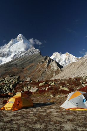 Shivling Camp - Gangotri, Uttarakhand