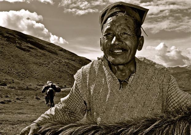 Sadanand the Horseman - Himachal Pradesh