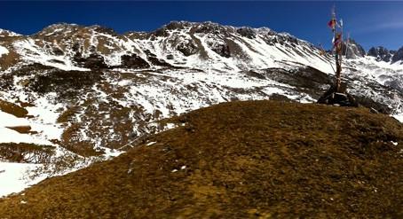 Mountain Passes – A Mountain's Memories