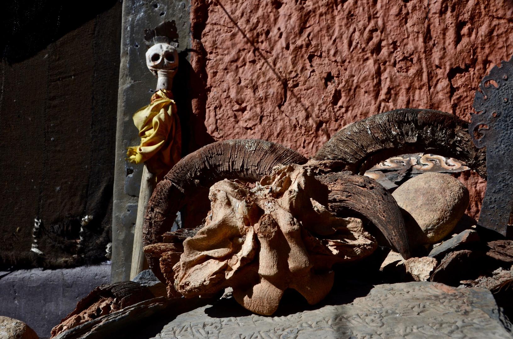 Old Ways - Tsarang, Mustang, Nepal