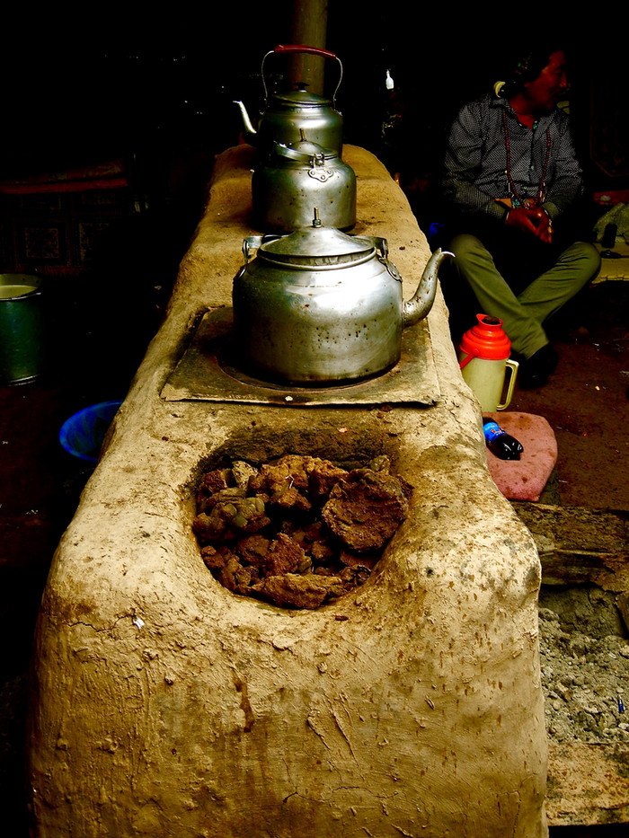 The Clay Hub - Nomad's Tent, Qinghai/Amdo