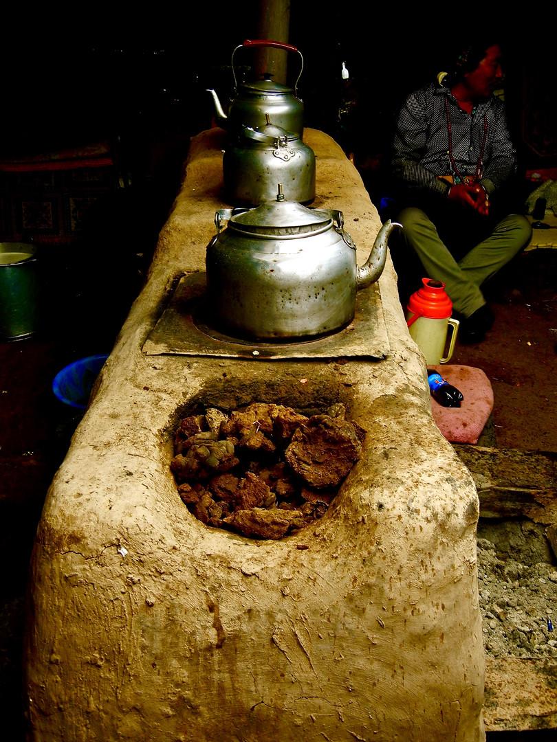The Clay Source of Heat - Yushu, Qinghai
