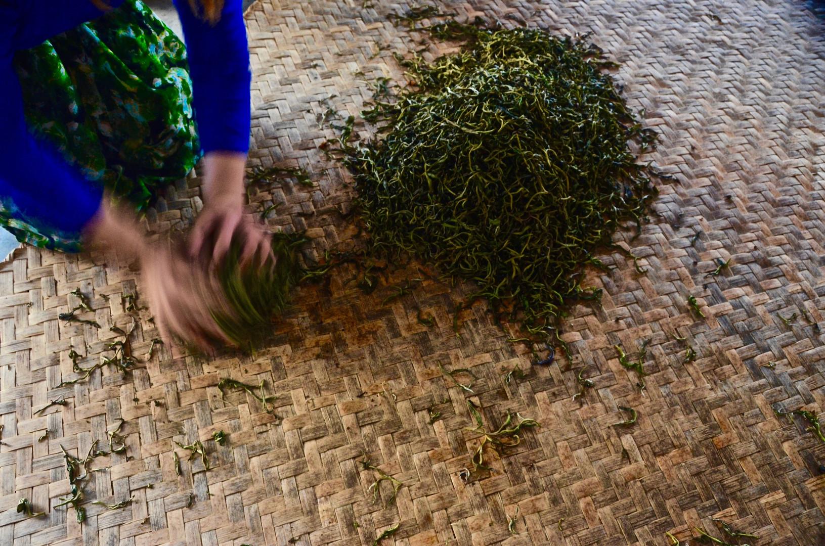 The Roll - He Kai, Yunnan