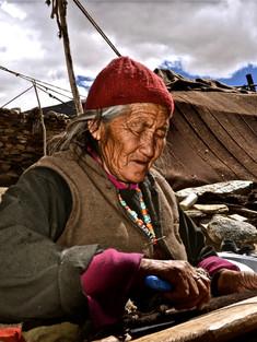 Karnak Wool - Karnak, Ladakh