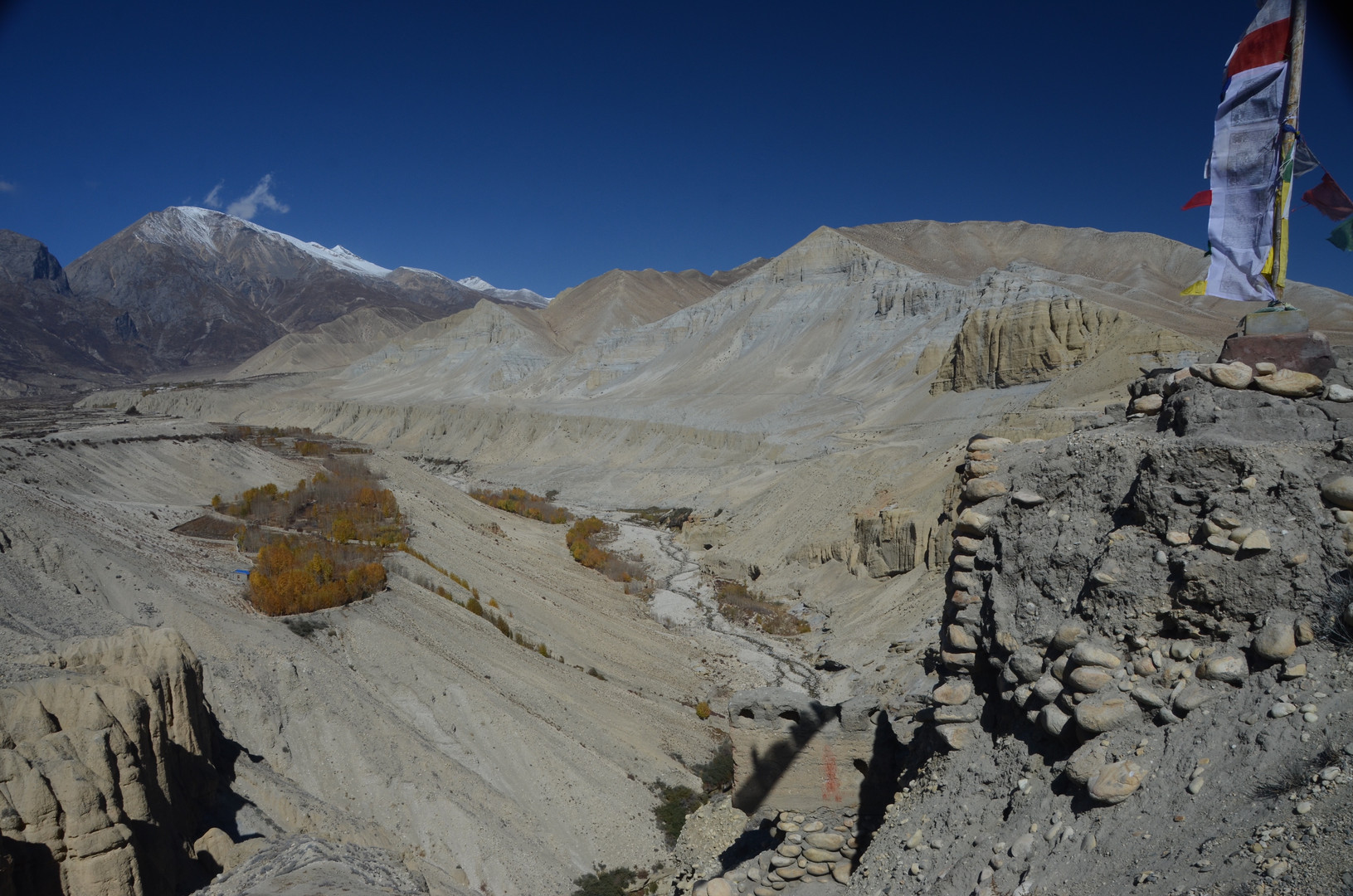 The Ancient Capital - Mustang, Nepal