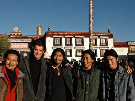 Tea Horse Road Chronicles - Jokhang Boys
