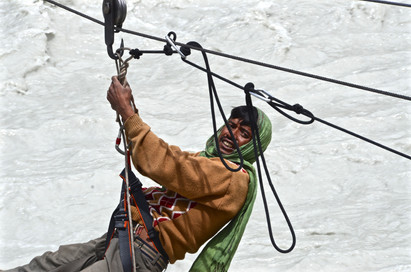 Courage - Bara Shigri, Himachal Pradesh