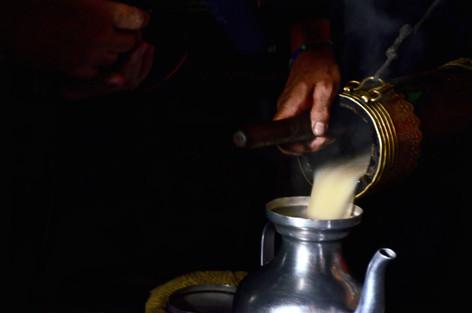 Eternal Offering - Butter Tea