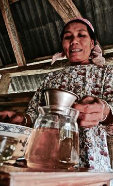 Deelee - Nannuo Shan, Yunnan