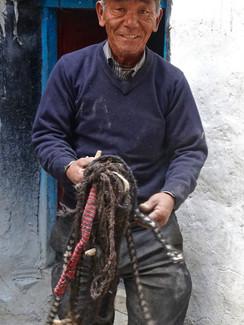 Kunga the Brave - Lo Manthang, Mustang, Nepal