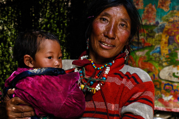 Generations - Ala Jagung, Tibet