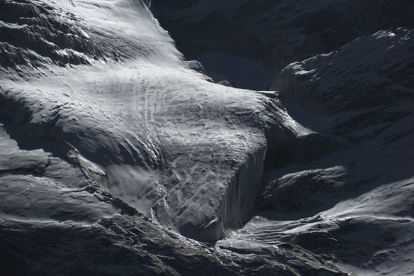 Himalayan Water Towers - Glaciers, Gangotri, Uttarakhand
