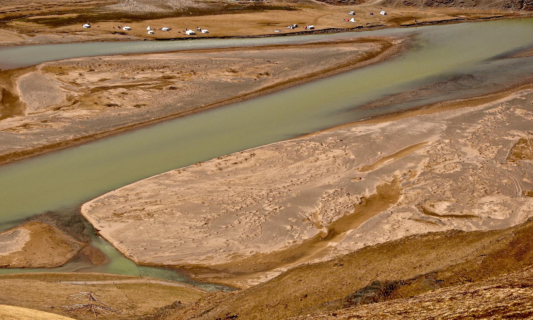 Darlag Wanderings - Qinghai