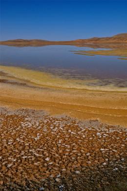 The Lost Lake - Qinghai