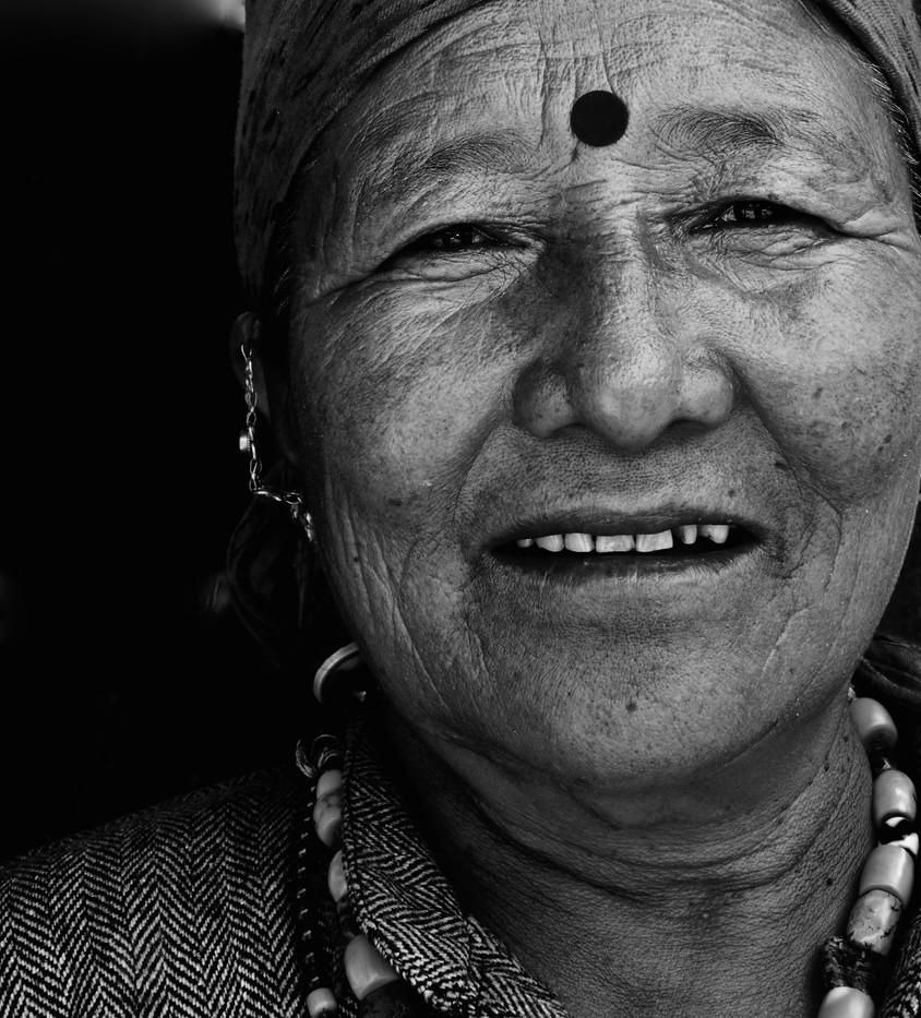 """You Will Drink Tea"" - Tea Stop, Bara Shigri, Himachal Pradesh"