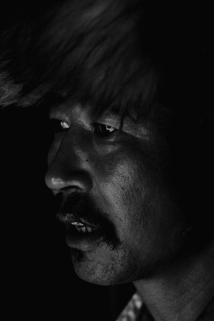 Dorje Portrait - Yunnan