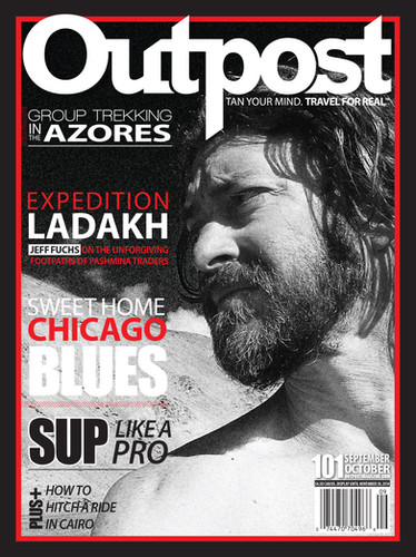 Outpost Cover