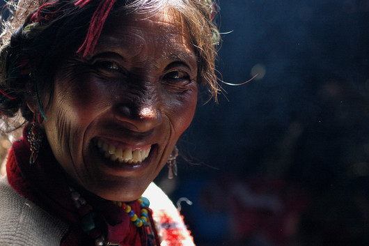 Nemo - Hostess - Nup Gong La, Tibet