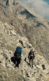 The Diagonal - Bara Shigri, Himachal Pradesh