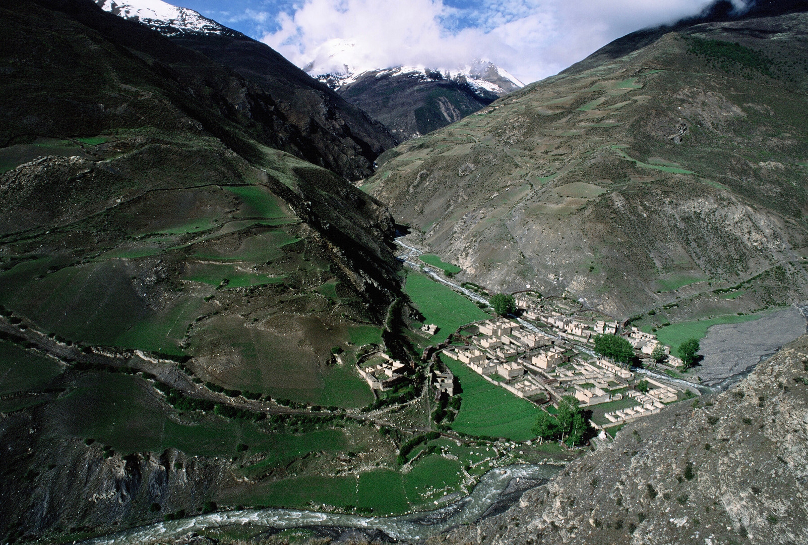 Abadoned - Tenda, Tibet