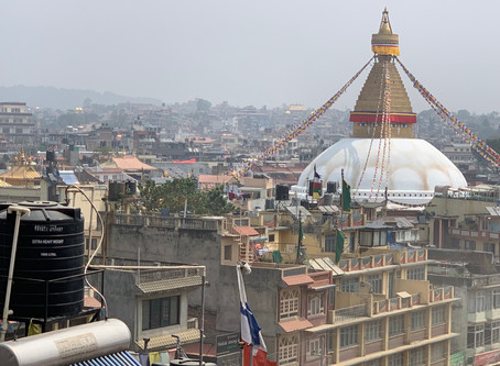 Nepal – The Buzz That Leads to the Sky