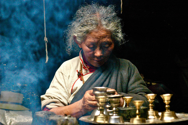 Preparation - Genyen, Sichuan