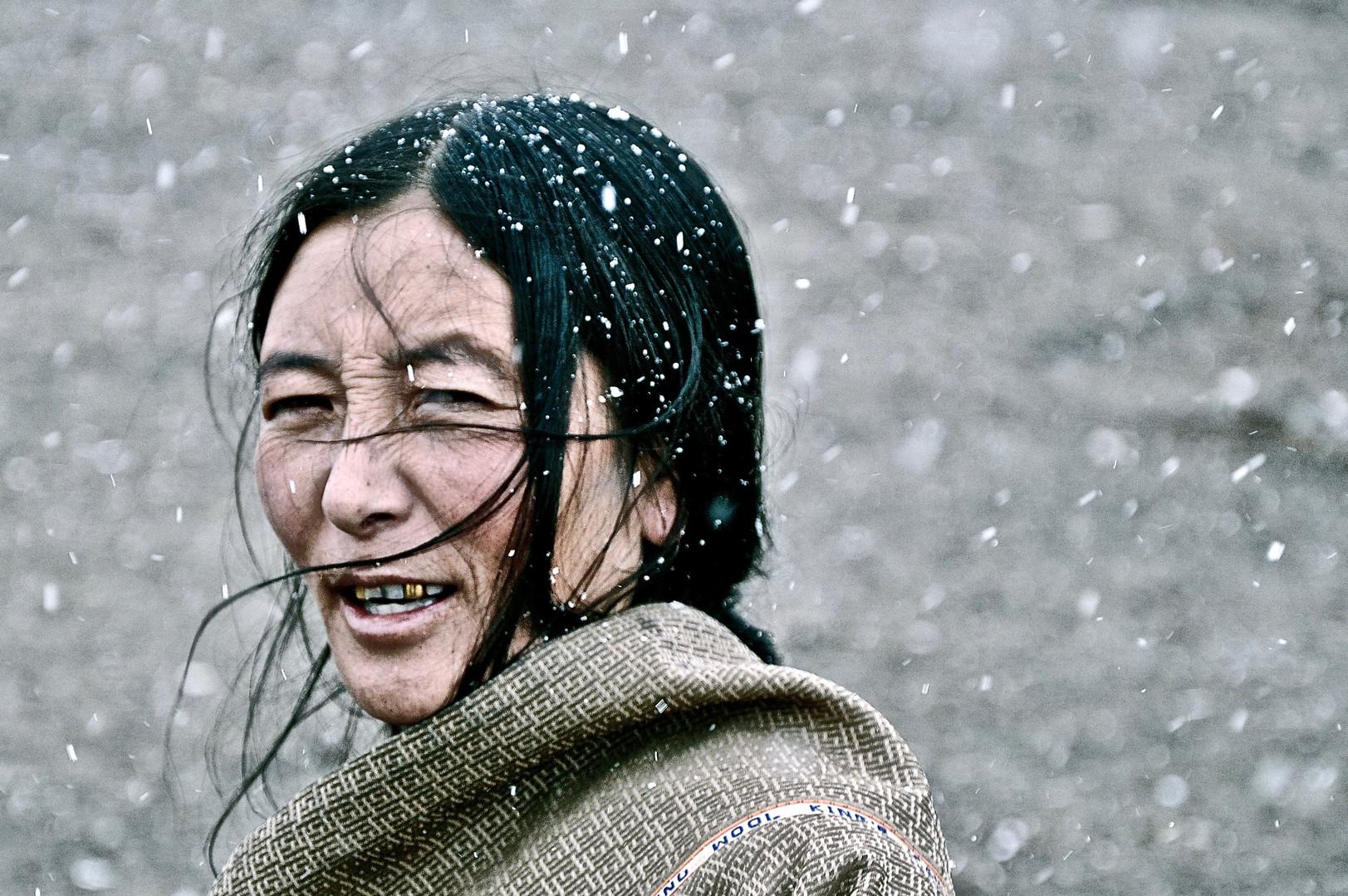 Snowborne Fire - The Matriarch - Amne Machin - Qinghai