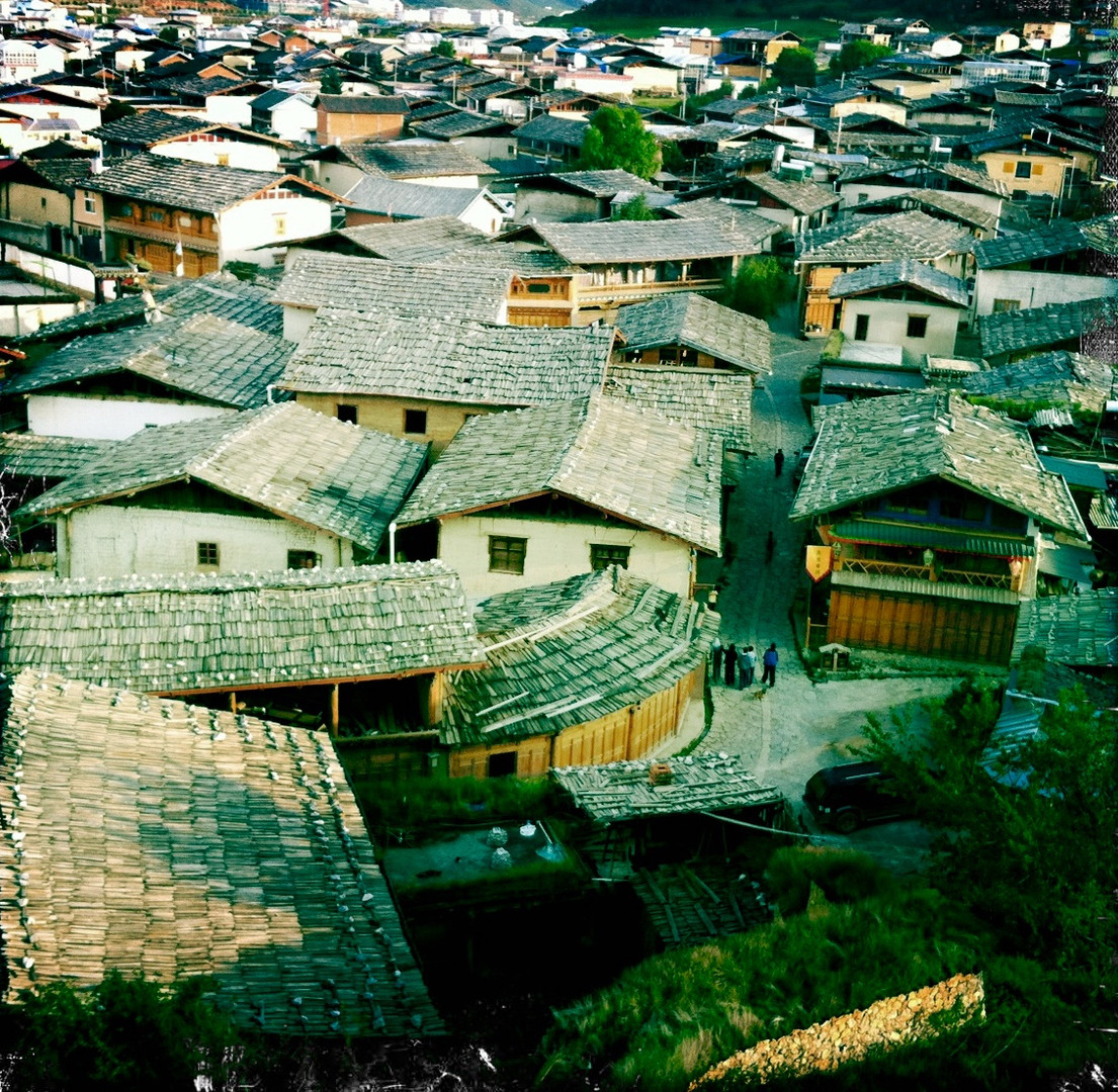 'Old Town' of Shangrila - Dukezhong