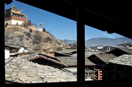 Shangri-la - My Back Window View