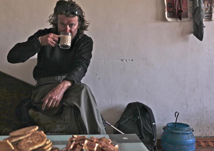 Have Tea, Will Travel - Qinghai, China