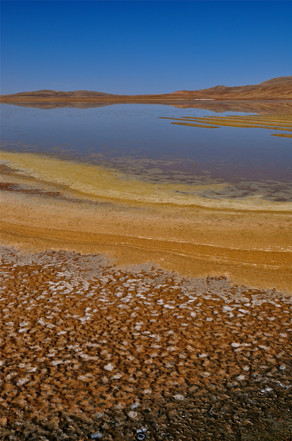 Tsa Tso - Salt Lake, Qinghai/Amdo