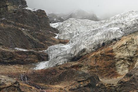 Kirti Glacier Feed - Gangotri