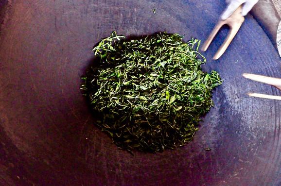 The Puerh Fry - Lao Banzhang, Yunnan