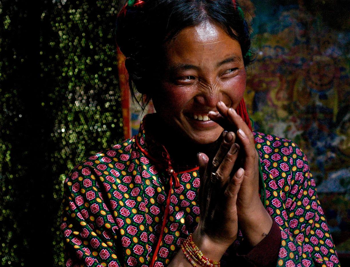 The Joy - Ala Jagung, Tibet