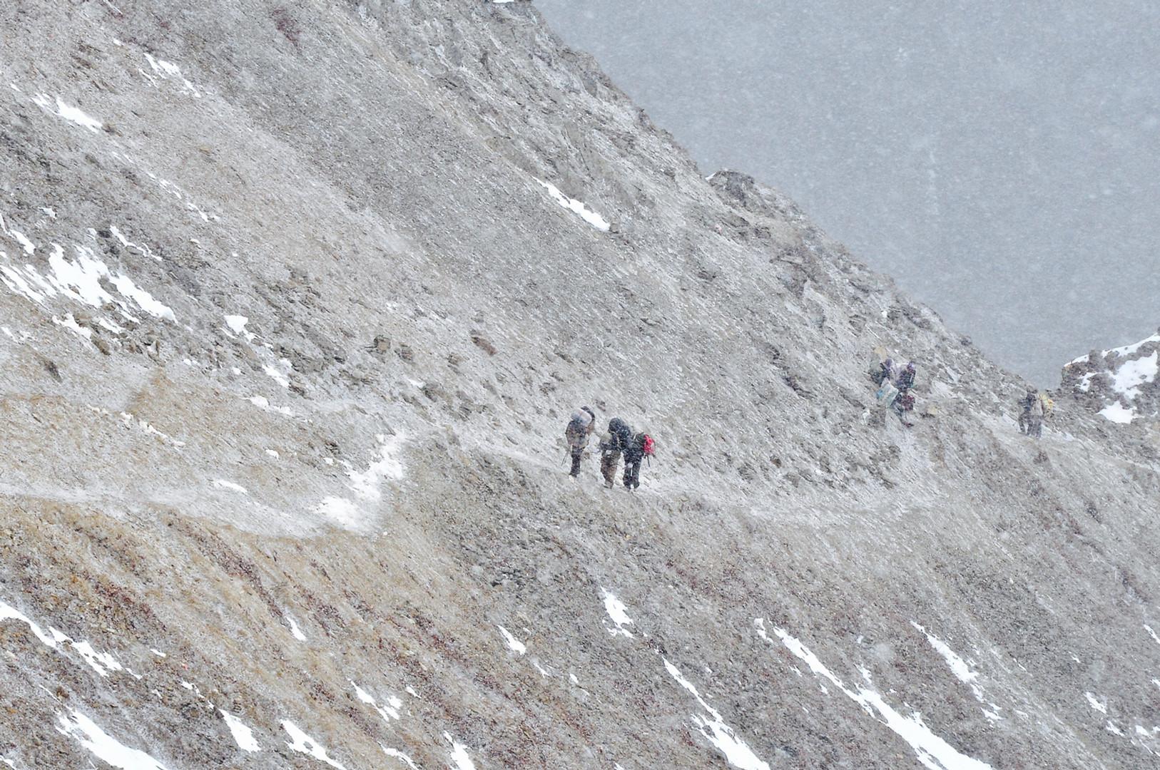 Dro Gè La Pass - Yunnan