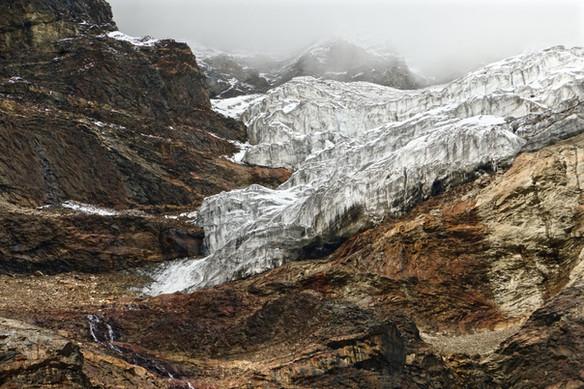 Kirti Glacier - Gangotri, Uttarakhand