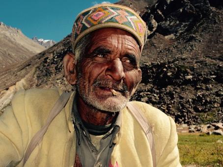The Glacier's Breath – Bara Shigri